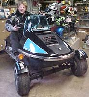 Rooster Hahn MotorSports - Purchase vintage snowmobiles